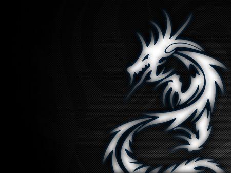 Dragon Logo - other, logo, abstract, dragon