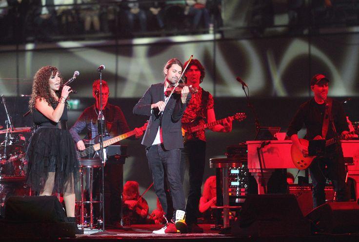 SCHiCK MAGAZIN » SCHiCKe Konzerte: David Garrett & Die Seer in Wien - SCHiCK MAGAZIN