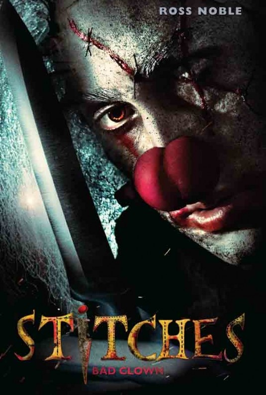 Ross Noble's STITCHES: Red Band Trailer, First Clip, Poster & Images!