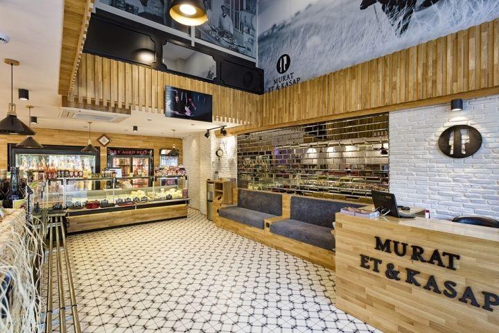 Murat Et – Butcher Shop by Kst Architecture, Antalya – Turkey » Retail Design Blog