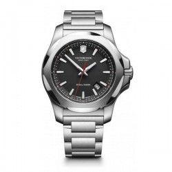 Reloj Hombre Victorinox INOX Gent  V241723.1 Ideas Regalo hombres. Relojes de Marca Alicante. Tienda Relojes Alicante. Relojes Suizos Alicante. Regalo padres. Regalos personalizados.