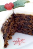 Why Is This British Christmas Cake Recipe Worth 2 Months of Planning? : Traditional British Christmas Cake
