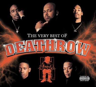 Tupac Shakur - The Very Best Of Death Row
