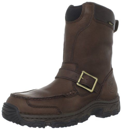 "Irish Setter Men's 802 Havoc Waterproof 10"" Upland Hunting Boot,Brown,12 D US *** Want additional info? Click on the image."