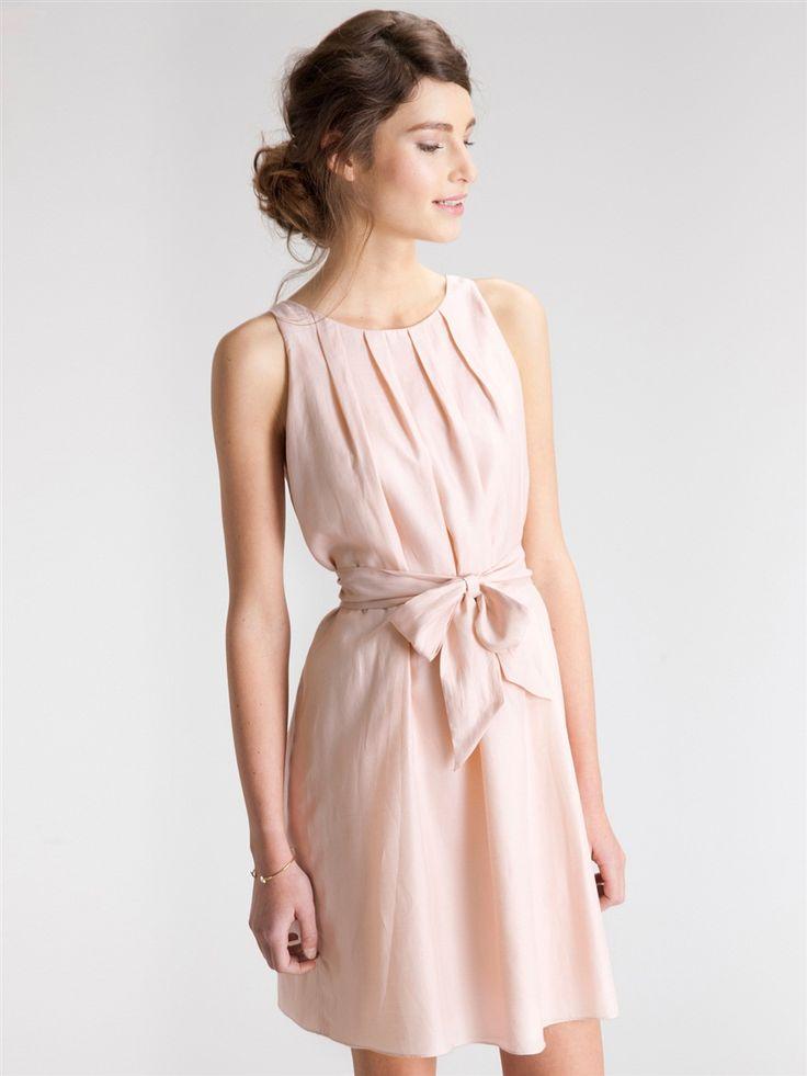 Les 25 meilleures id es concernant robes roses p les sur for Robes roses pour les mariages