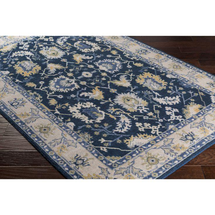 Multi color rugs for caribbean decor
