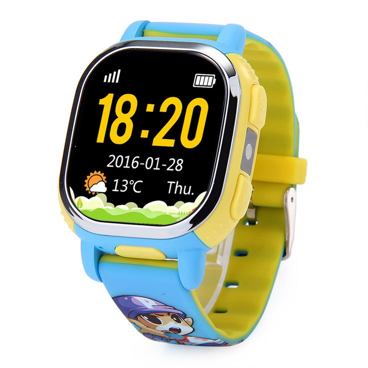 >> Click to Buy << 2017 Tencent QQ European Edition Children Smart Watch WiFi GPS Watch Anti Lost Kids Smartwatch SIM LBS SOS Alarm for Android IOS #Affiliate