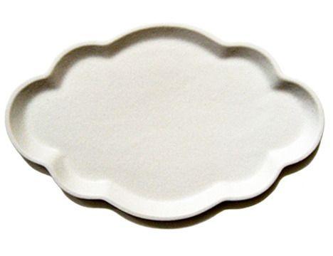 cloud plate - $65