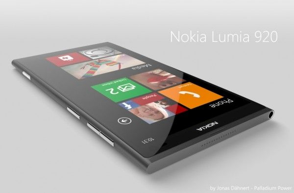Nokia Lumia 920 PureView announced - Specifications