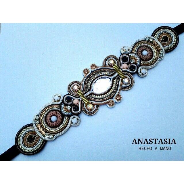 Cinturon de soutache hm_anastasia