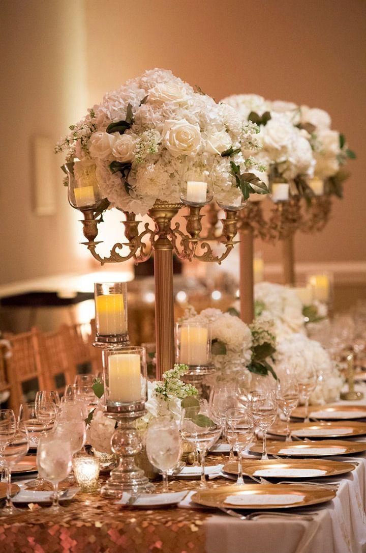 1000 ideas about candelabra wedding centerpieces on. Black Bedroom Furniture Sets. Home Design Ideas