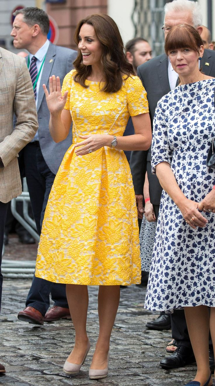These looks are fit for a queen. See all of Kate Middleton's best looks.