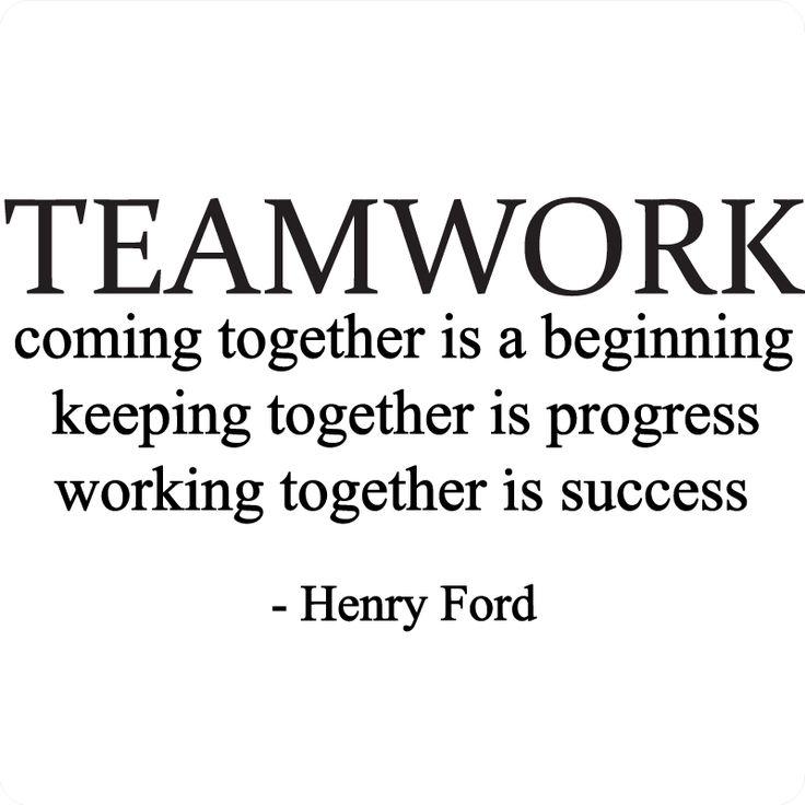 Team Work Quotes Jennifer Barrameda Jennifertbarram On Pinterest
