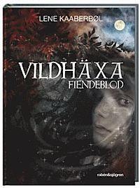 """Fiendeblod"" by Lene Kaaberböl :: book cover illustration by Halewijn Bulckaen"