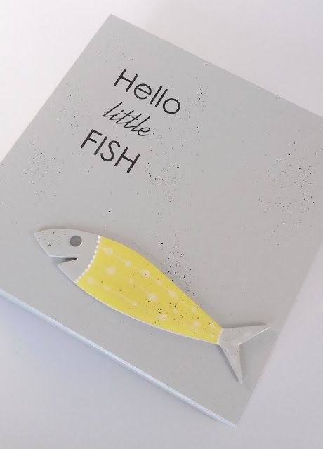 Pracownia Decou: Little Fish c.d.