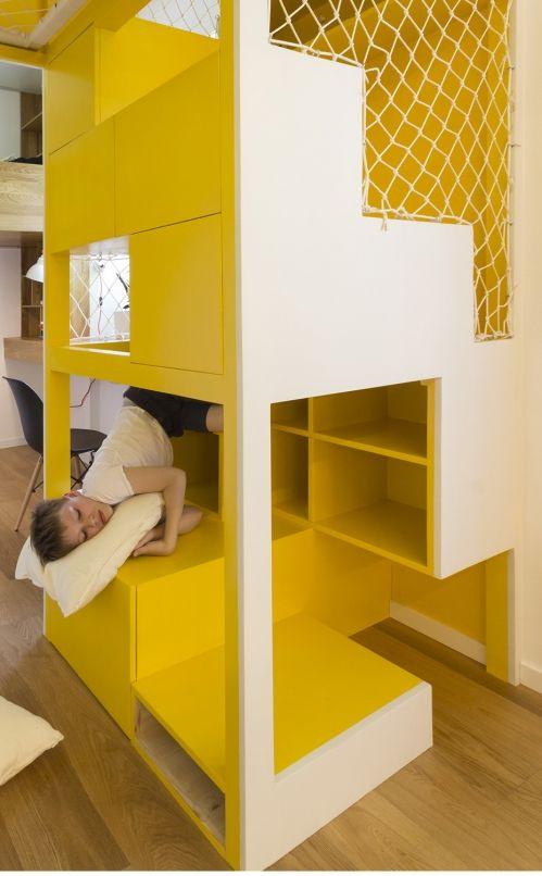 7 besten kinderzimmer bilder auf pinterest - Indoor Spielplatz Zuhause Design