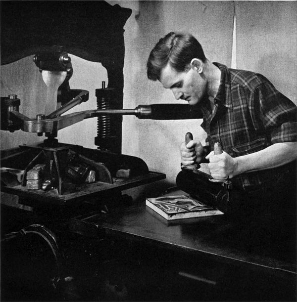 Wood Engraving Technique by Paul Landacre: An American Master Engraver