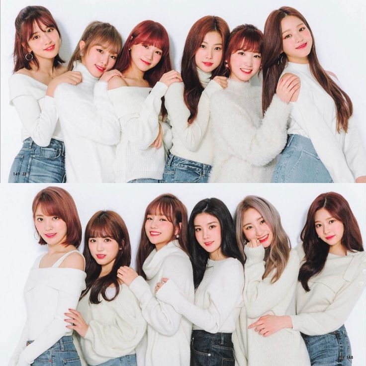 IZ*ONE 아이즈원 on Twitter | Japanese girl group, Twitter, Reality competition