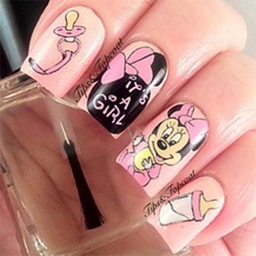 26 Best Images About Nail Art Baby On Pinterest: Best 20+ Baby Nail Art Ideas On Pinterest