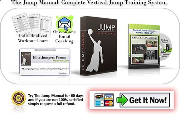 How to increase vertical jump higher vertical jump training