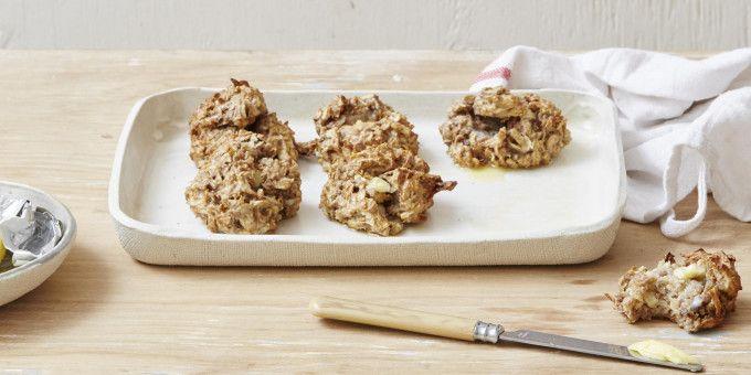 I Quit Sugar: Apple + Parsnip Buns Easter recipe