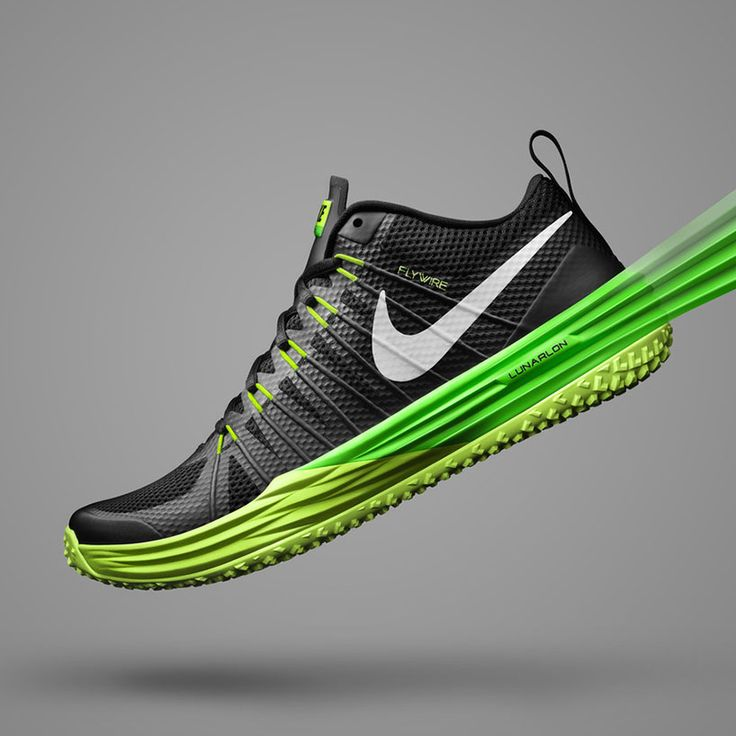 NIKE lunar TR1 training shoe