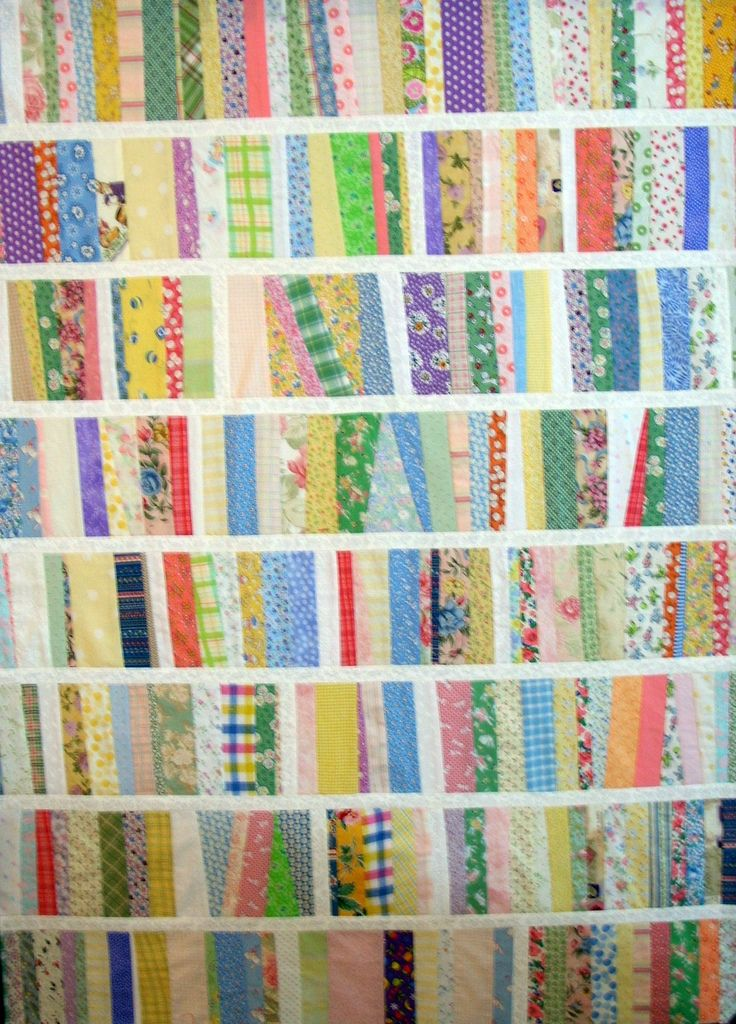 17 Best images about Scrap Quilts on Pinterest Around the worlds, Scrap quilt patterns and ...