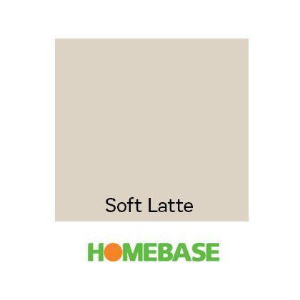 Home Of Colour Soft Latte Matt Emulsion Paint 5l At Homebase Be