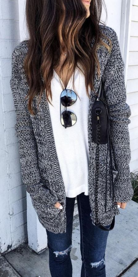This simple outfit is one of the best cute outfits!