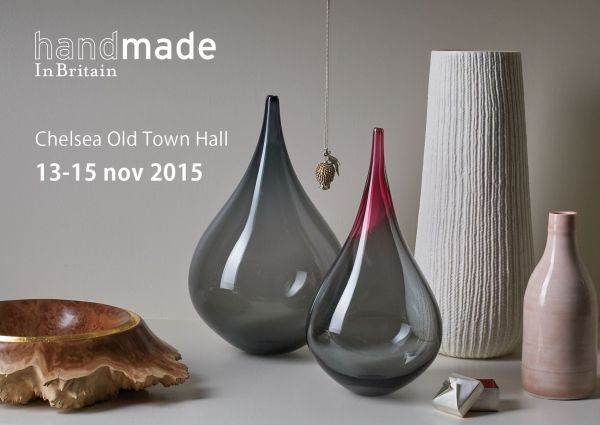@HandmadeInBritain - Craft and Design Fair. Just perfect for that special Christmas Present!