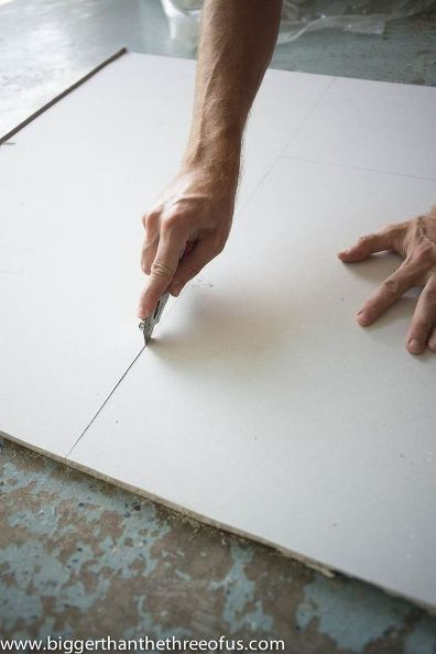 how to install drywall for the beginners, diy, home improvement, how to