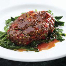Asian Salisbury Steak - Price Chopper Recipe