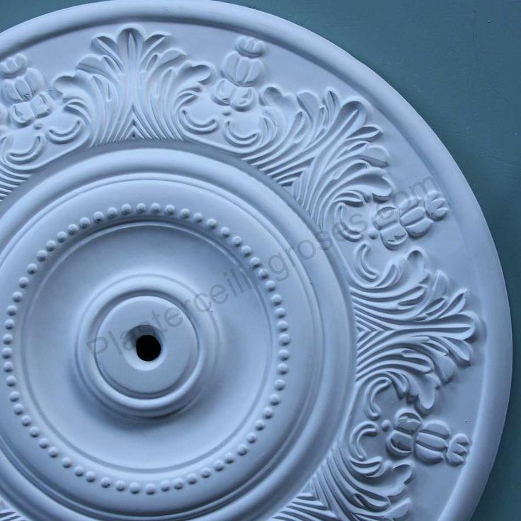 Victorian Plaster Ceiling Rose 500mm dia. MPR022
