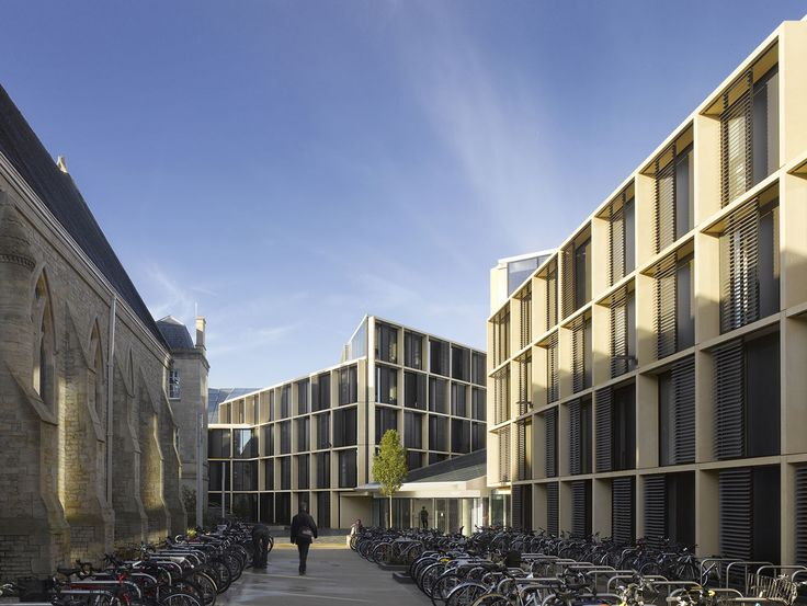 University of Oxford Mathematical Institute,© Will Pryce