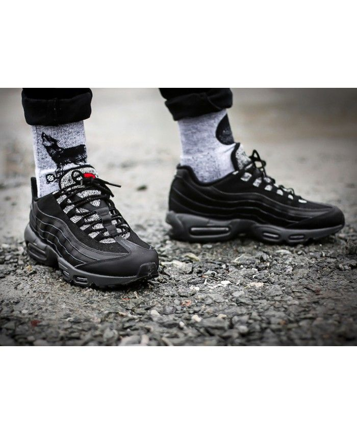 Nike Air Max 95 Essential Woven Tongue Sale Trainer