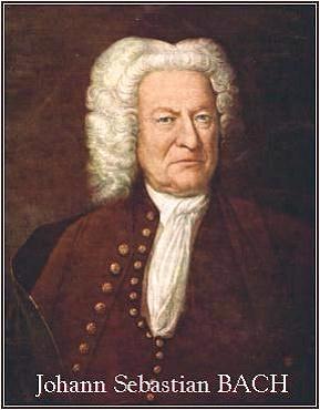 A biography of famous composer johann sebastian bach