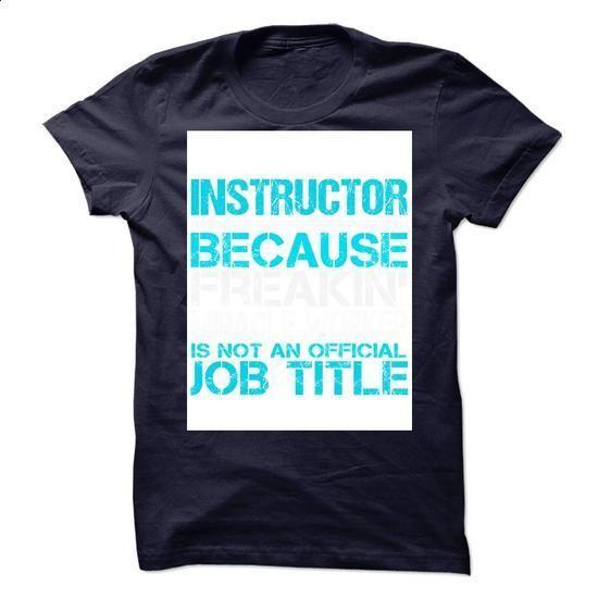 Diving instructor - teeshirt dress #tee #T-Shirts