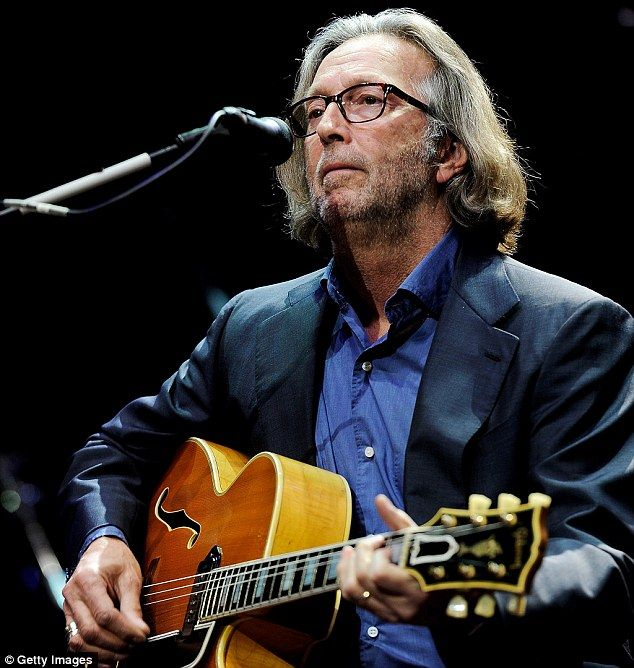 Eric Clapton has revealed he is suffering incurable damage to his nervous system which has left him struggling to play his guitar