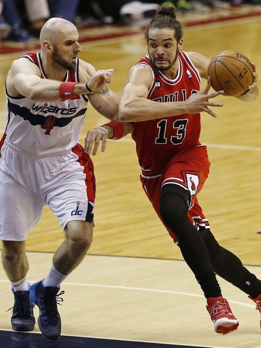 2014 NBA Playoffs   2014 NBA playoffs preview: Chicago Bulls vs. Washington Wizards
