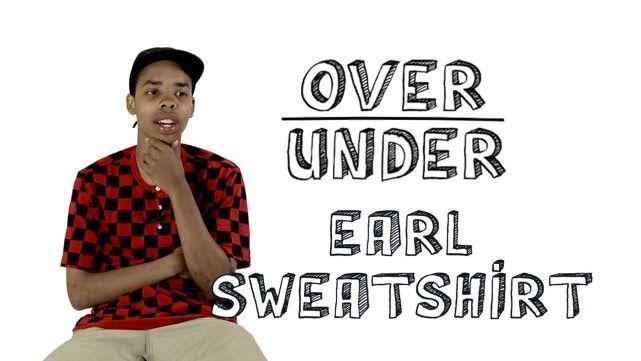 Earl Sweatshirt - Over / Under