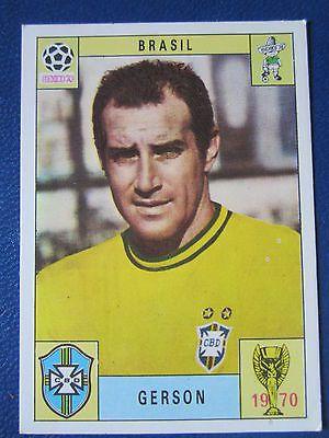 stickers calciatori panini mexico 70 - Gerson