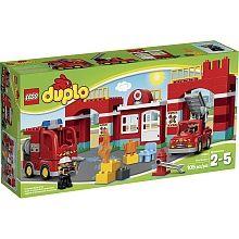 LEGO DUPLO - Town La caserne des pompiers (10593)