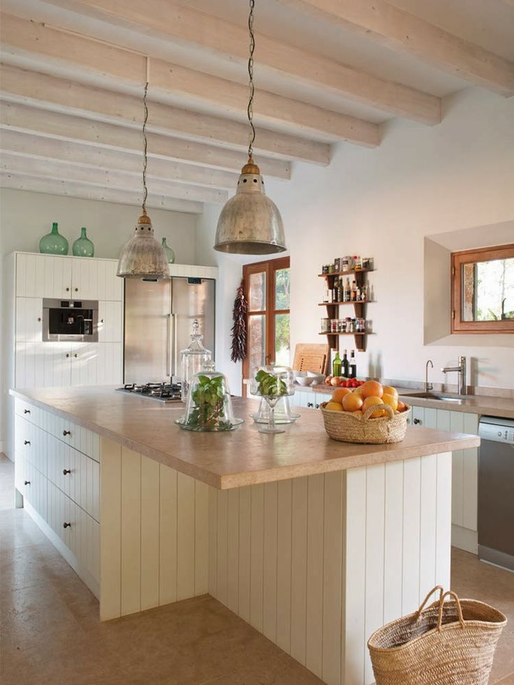 Mejores 202 imágenes de Inspiración - Cocinas en Pinterest | Cocinas ...
