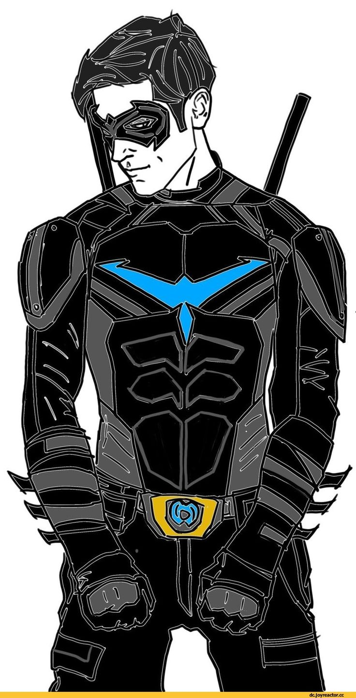Bat Family,DC Comics,DC Universe,фэндомы,Nightwing,Найтвинг, Дик Грейсон