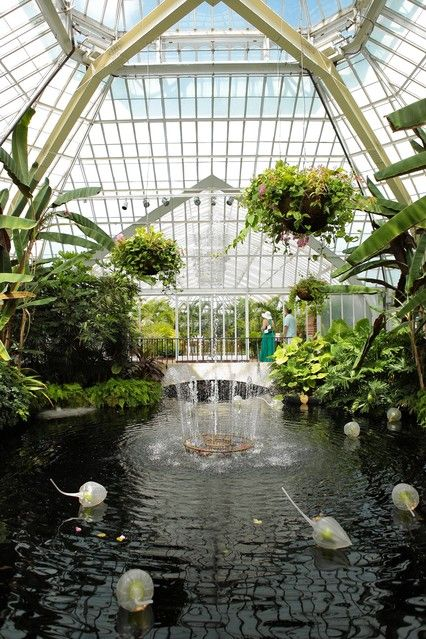 Phipp's Conservatory, Pittsburgh, Pennsylvania
