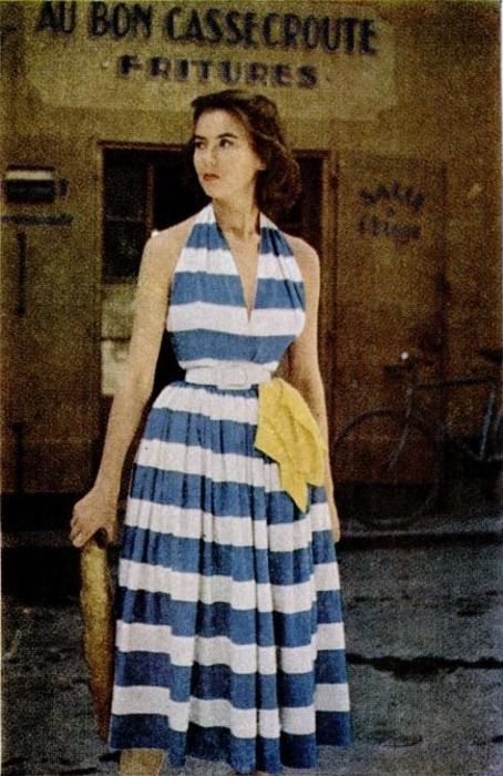 94 best French Riviera Style images on Pinterest | 1930s fashion ...