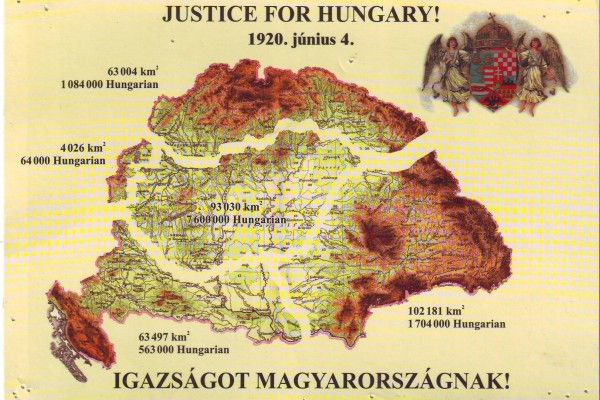 TODAY – 95th anniversary of the Treaty of Trianon ‹ Daily News Hungary