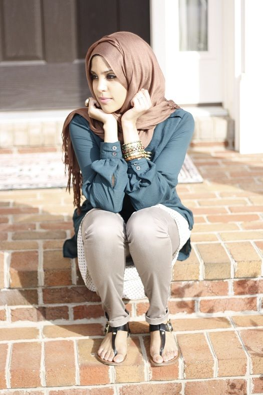 Muslim GIrl , beautiful