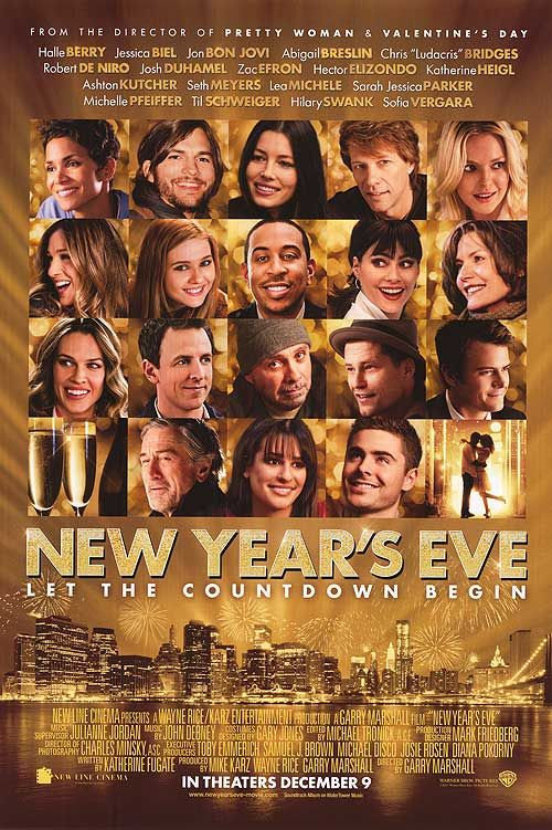 new york city movie new year poster