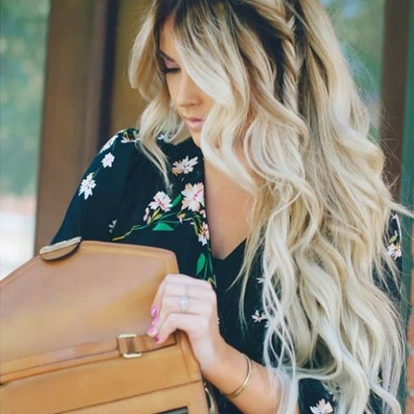 Instagram | Clip-In Hair Extensions | Professional Hair Styling Tools... ❤ liked on Polyvore featuring beauty products, haircare and hair styling tools